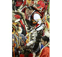 Spirit Dance Photographic Print