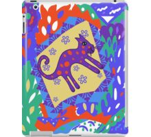 """""""Leaping Lion""""  iPad Case/Skin"""
