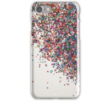 Fun II (NOT REAL GLITTER - photo) iPhone Case/Skin
