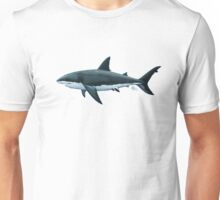 Carcharodon carcharias Unisex T-Shirt