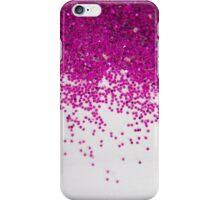 Fun I (NOT REAL GLITTER - photo) iPhone Case/Skin