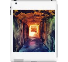 Super Tunnel  iPad Case/Skin