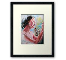 Joanna 4 Framed Print
