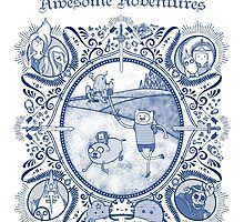 Awesome Adventures by Corinna Djaferis