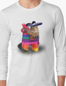 Mexican Squirrel Long Sleeve T-Shirt