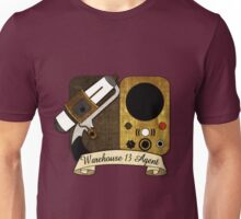 Warehouse 13 Agent Unisex T-Shirt