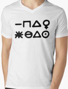 Kallisti Mens V-Neck T-Shirt