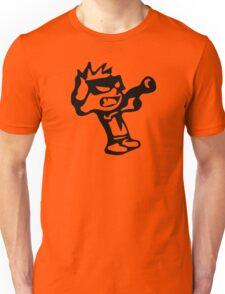 Spiff's Death Ray (White) Unisex T-Shirt