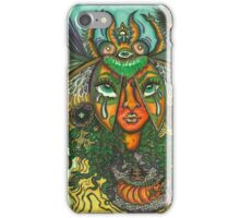 Our Lady of the Metamorphosis iPhone Case/Skin