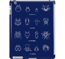 Spirit Icons iPad Case/Skin