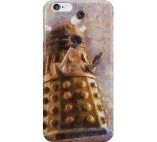 Dalek Flies! iPhone Case/Skin