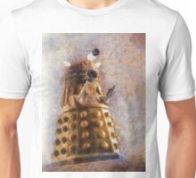 Dalek Flies! Unisex T-Shirt