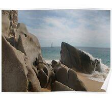 Land's End - Cabo San Lucas Poster