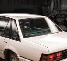Chris Irvin's Holden VK Commodore Sticker