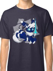 Meowstic (M) Psycho Cut Classic T-Shirt