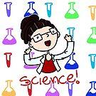 SCIENCE! by saltyblack