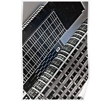 Urban Density Poster