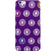 Yarn Ball Sheep iPhone Case/Skin