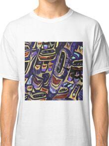 'Native Bird ii'- texture. Classic T-Shirt