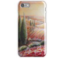 tuscany light iPhone Case/Skin