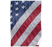 Stars and Stripes ~ Freedom Flag Poster