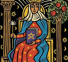 The High Priestess by Sue Todd