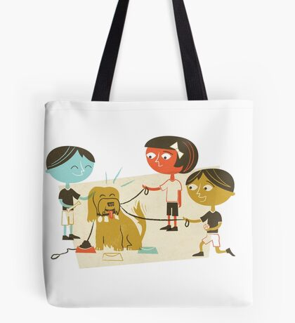 Popular Pooch Tote Bag