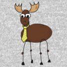 moose by Paul Simms