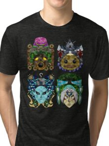 You've met with a terrible fate, haven't you? Tri-blend T-Shirt