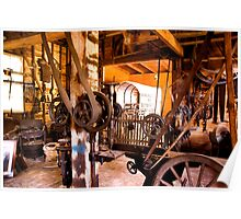 Boston's carriage Factory Part 1 Poster