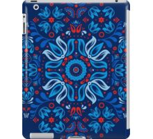 Folk Floral Tale iPad Case/Skin