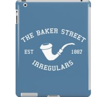 The Baker Street Irregulars iPad Case/Skin