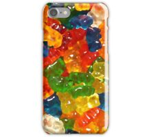 Gummy Bears by Squibble Design iPhone Case/Skin