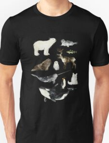 Arctic & Antarctic Animals T-Shirt