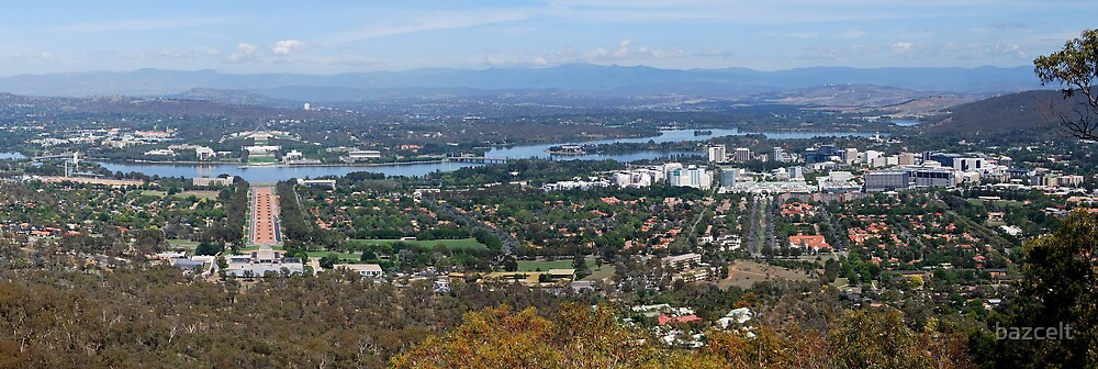 Capital Canberra by bazcelt