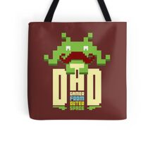 gamer dad from outer space Tote Bag