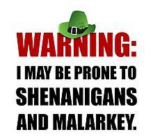 Shenanigans And Malarkey by AmazingMart