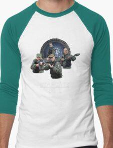 Stargate SG-1 Team Men's Baseball ¾ T-Shirt