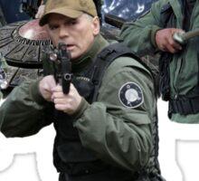 Stargate SG-1 Team Sticker