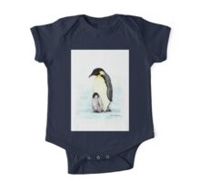 Emperor Penguin One Piece - Short Sleeve