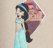 Jasmine by hikaritan