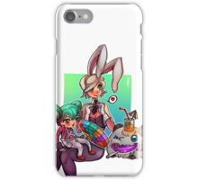 Poppy & Riven iPhone Case/Skin