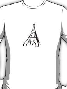 Paris - Eiffel Tower T-Shirt