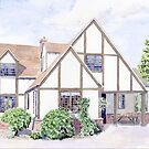 House in Essex, England by ian osborne