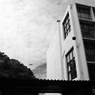 university building by bayu harsa