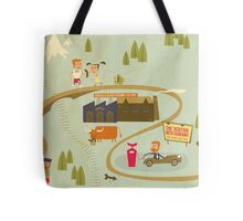 Black Pudding Tote Bag