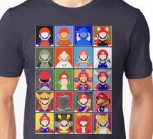 Minimal Mario Unisex T-Shirt