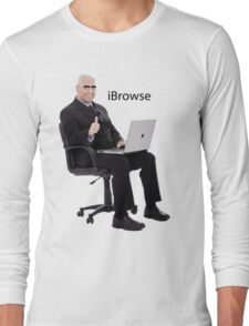 iBrowse Long Sleeve T-Shirt
