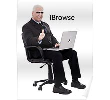 iBrowse Poster