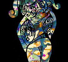 Hippy Chick by MelDavies